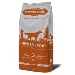WINNER PLUS BASIC Hunter Sport 18kg