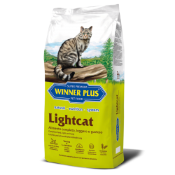 WINNER PLUS LIGHT CAT 10KG