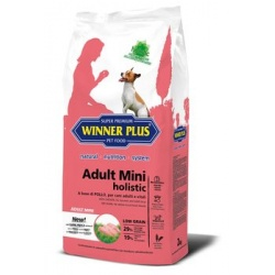 WINNER PLUS Adult Mini holistic 2kg